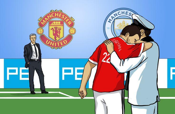 Манчестер Юнайтед  Манчестер Сити. Прогноз Остапа Бендера