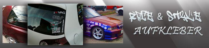 Jdm Aufkleber und Drift style Autoaufkleber sowie race Tuning Sticker in sticker bomb Folie im Shop.