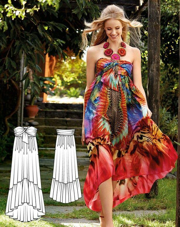 12 besten Sewing Patterns \