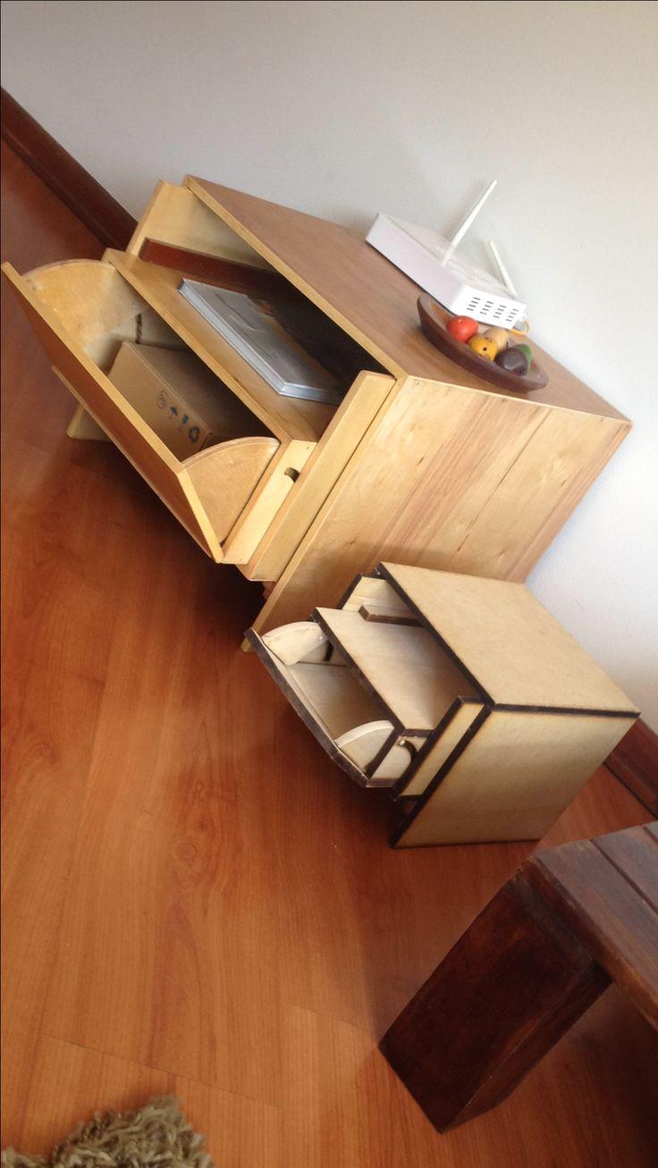 By me #original #maqueta #escala1:2-1:1 #happy #proud #woodtable #designing