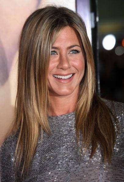 Jennifer Aniston long hair