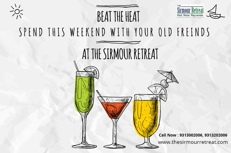 """""""#Friends who #travel together form closer bonds"""" Spend your upcoming long #weekend with your old #friends at the #SirmourRetreat #JamtaNahan"""