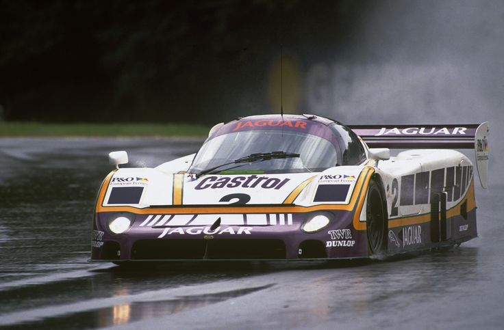 #Jaguar #XJR-9 | Le mans, Classic sports cars, Jaguar