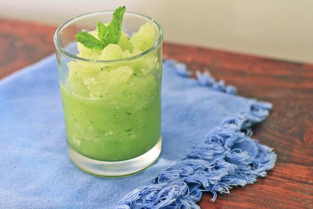 Cucumber, Lime and Mint Cooler   Girl Cooks World