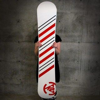 Turnstyle | DWR/K2 Snowboards