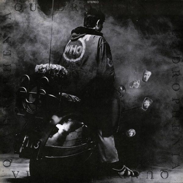 The Who - Quadrophenia (1973) [•‡•] 40th (1973-2013) #jglp