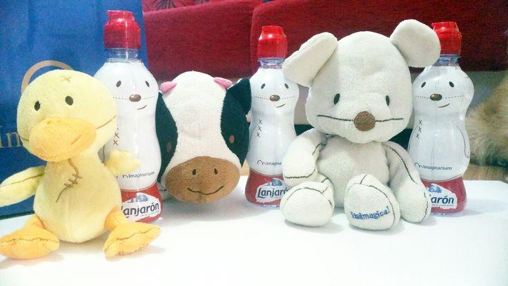 Las botellas de agua de #Kiconico las puedes adquirir solo en tiendas Imaginarium