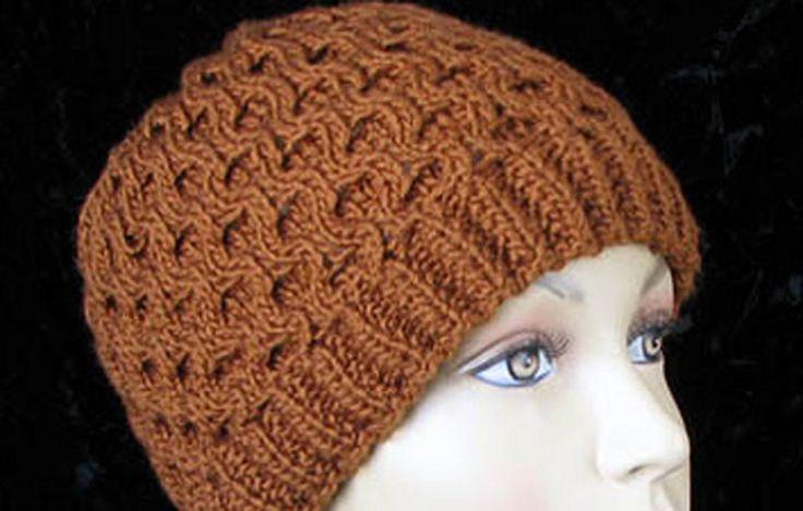 Mejores 95 imágenes de Hats en Pinterest   Gorritas tejidas, Gorro ...