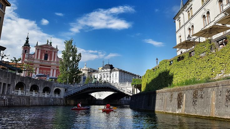 Ljubljana is a vibrant city with many museums, restaurants, bars, and friendly locals. Here's the guide on how to spend 24 hours in Ljubljana.