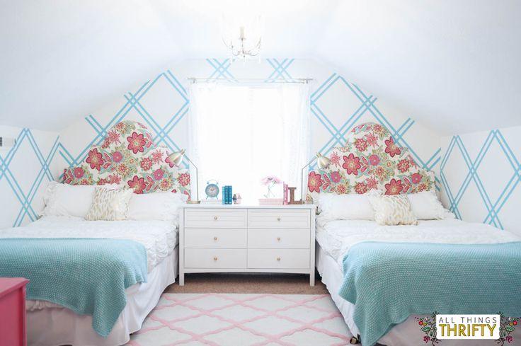 1000 ideas about cute girls bedrooms on pinterest girl bedroom designs girls bedroom and - Cute tween room ideas ...