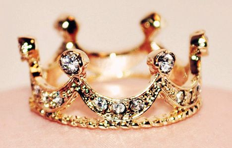 princess ring.