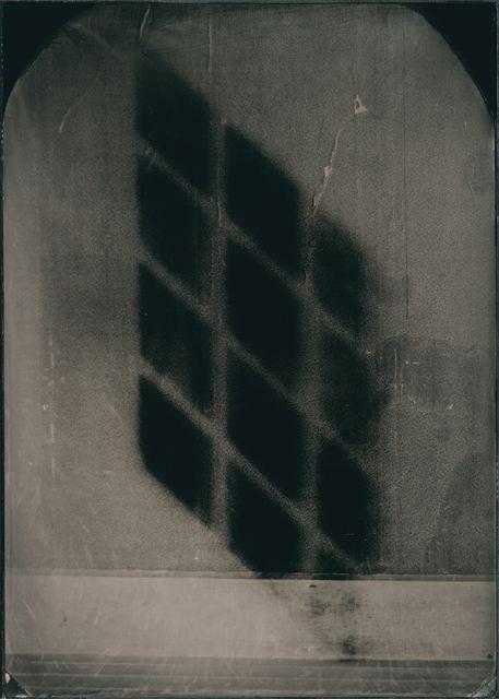 Ben Cauchi, 'Black light,' 2015, Ambrotype 17.5 × 12.5 cm, Ingleby Gallery