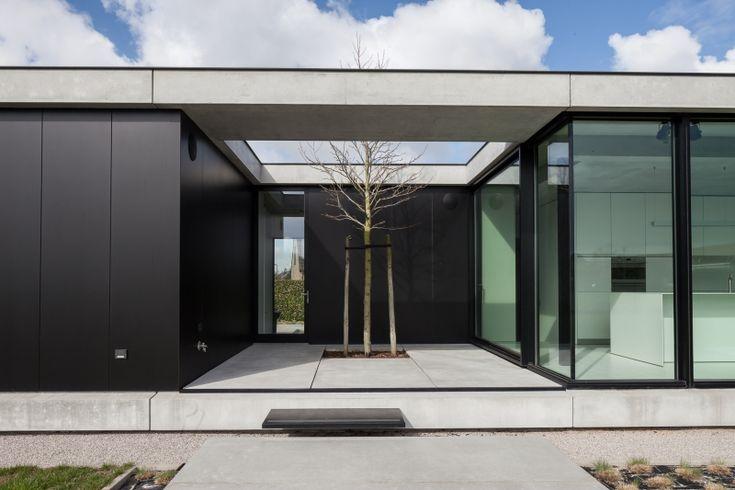 villa W | vosselare - Projects - CAAN Architecten / Gent