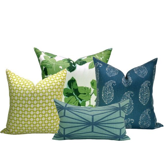 Modern Leaf Throw Pillow : 6325 best BWare images on Pinterest Bedrooms, Bedroom ideas and Master bedrooms