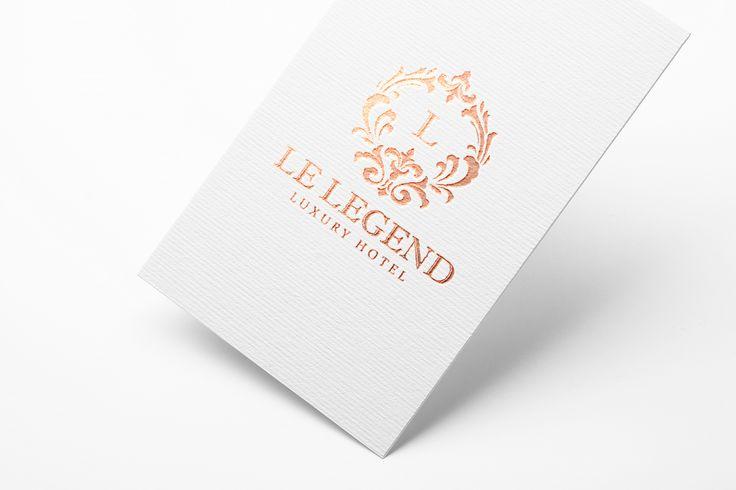création de logo pour hôtel, graphiste Marseille