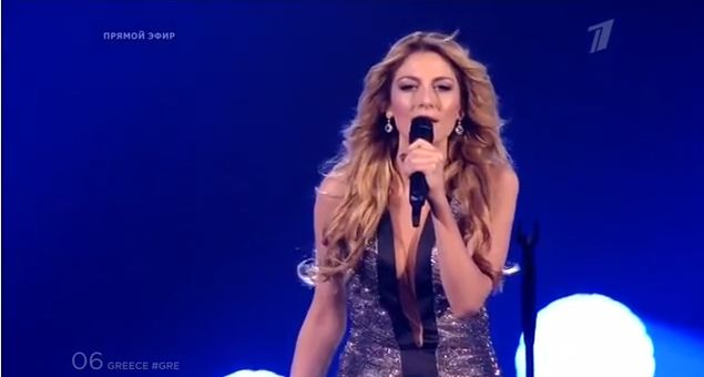 "Eurovision 2015: Δείτε την εμφάνιση της Μαρίας Έλενας Κυριάκου με το ""One Last Breath"""