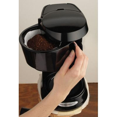 Hamilton Beach 5 Cup Coffee Maker & Reviews   Wayfair
