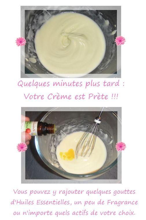 Crème visage homemade pour débutants