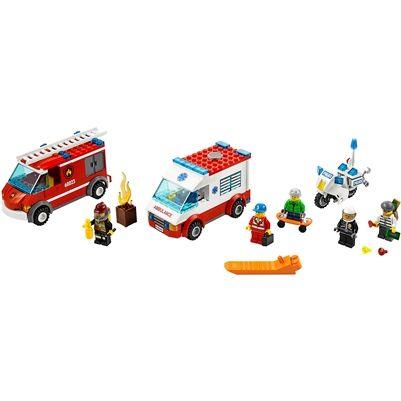 LEGO City LEGO City Starter Set (60023)