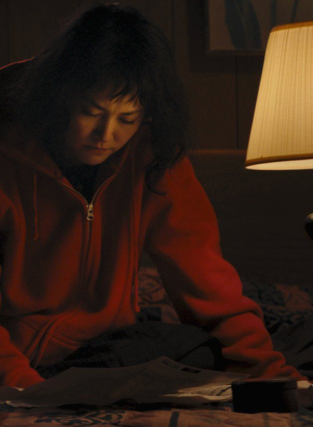 Kumiko, the Treasure Hunter.  Out 1/20.