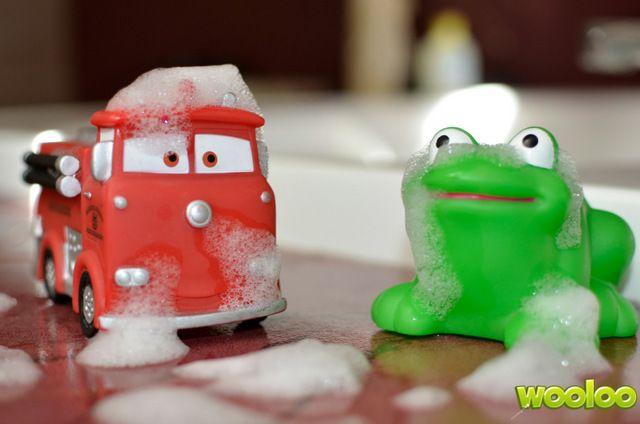 #28 Un super truc anti-moisissure pour les jouets de bain à ne pas manquer!