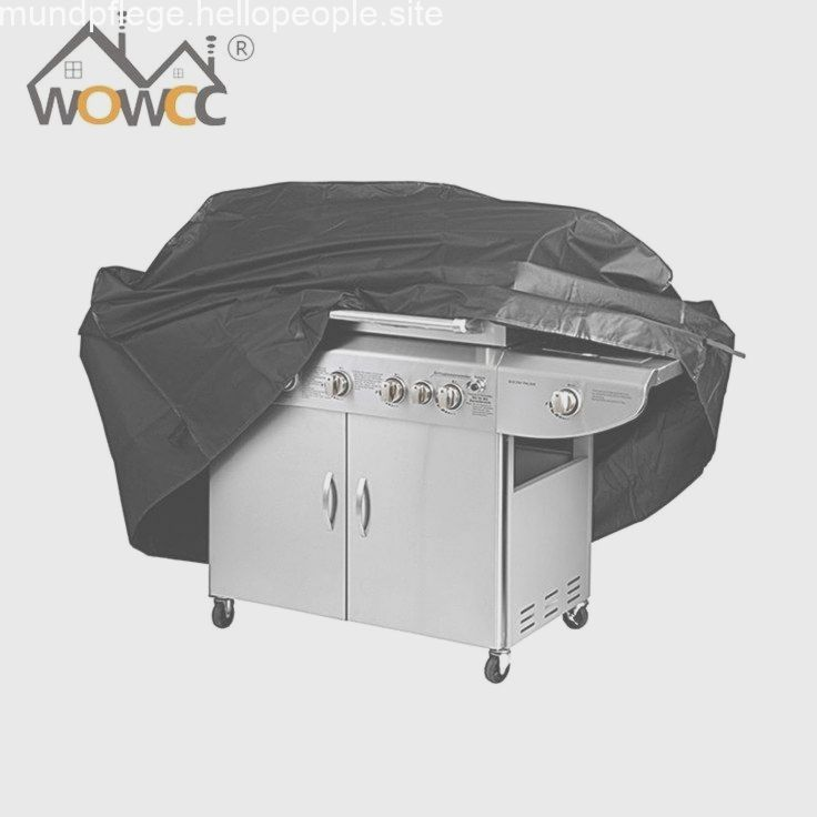 1pc Outdoor BBQ Grill BBQ Cover Garden Storage Waterproof Barbecue Grill Cover B…
