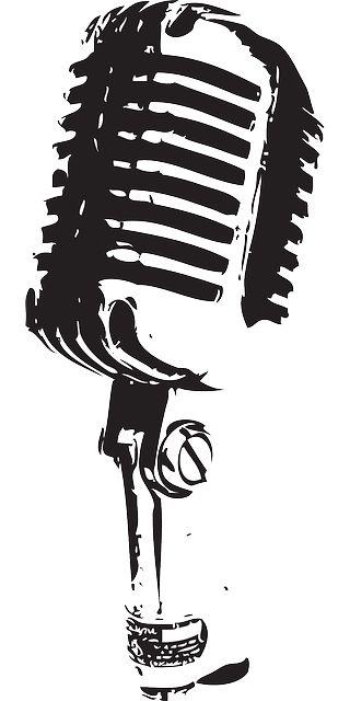 microphone logo - Поиск в Google