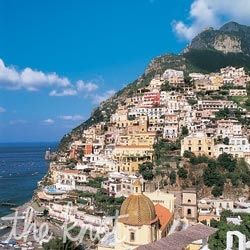 Italy's Amalfi Coast is probably the most idyllic stretch of coastline in the Mediterranean, with its cozy towns nestled on rugged cliffs above crystal-blue water. Your options are practically limitless on a trip to the region, whether you decide to take a day trip to Pompeii or Naples, and hop on a hydrofoil to the exquisite Isle of Capri.     Before You Go: Need-to-Know Info  Entry requirements: Passport  Currency: Euro  Language: Italian  Flight time: 10 hours from NYC, 14 hours from LA