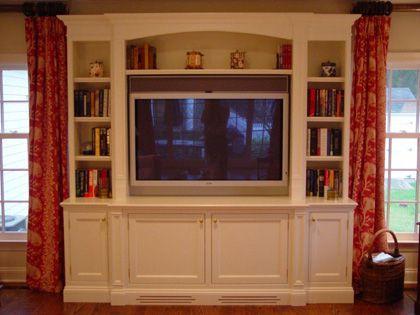 best 25+ tv bookcase ideas on pinterest | built in tv wall unit