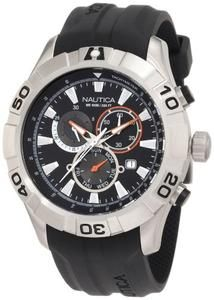 Nautica Men's N18625G J-80 / NST 550  Watch