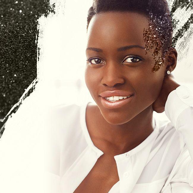 Lupita Nyong`o beauty looks