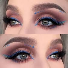 Image result for edgy makeup looks