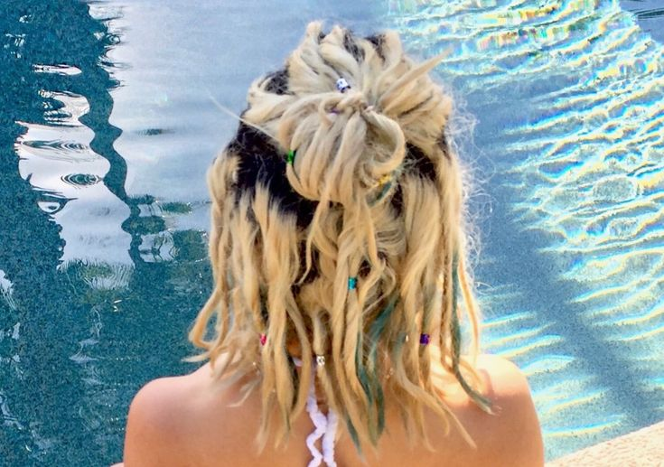 How-To: Temporary Dreads For When You're Feeling Blasé About Braids