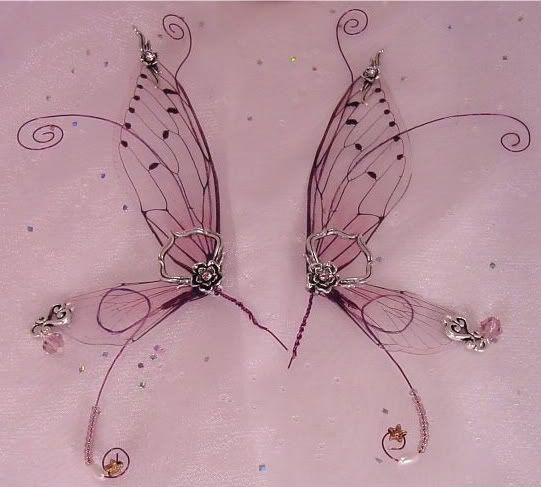 Fairy wings, tutorial.