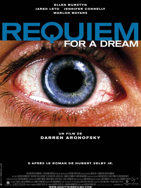 Requiem for a Dream est un film de Darren Aronofsky avec Jared Leto, Ellen Burstyn.
