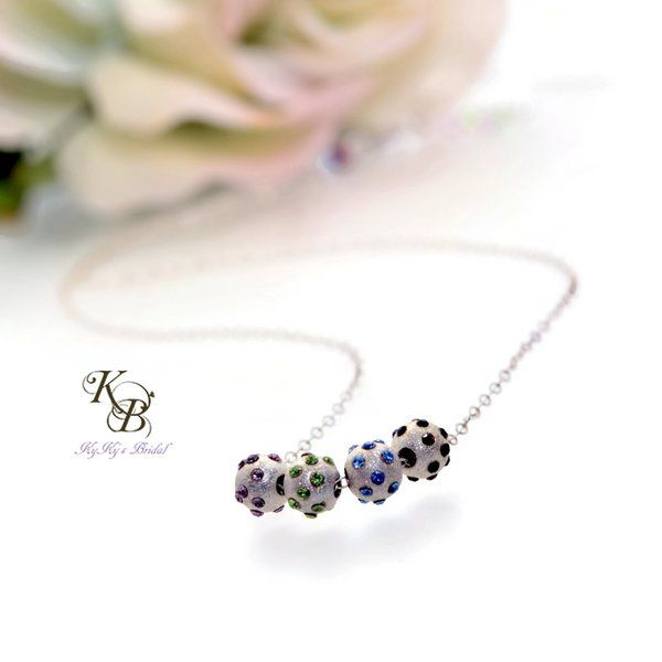 Mother Of The Bride Necklace Gift
