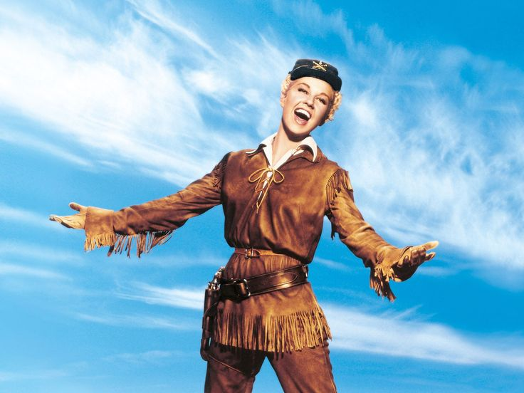 Calamity Jane. The classic Doris Day musical from 1953 is filled with catchy, surprisingly progressive show tunes.