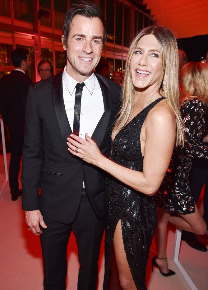 Jen and Justin, JT and Jessica, Reese Witherspoon and more A-listers hit the party circuit after the crazy show