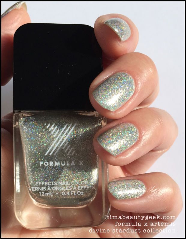 Formula X Artemis – Limited Edition Stardust Collection 2016