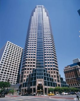 This business center is in a distinguished location on the prominent intersection of Figueroa at Wilshire in the heart of Downtown Los Angeles financial district.