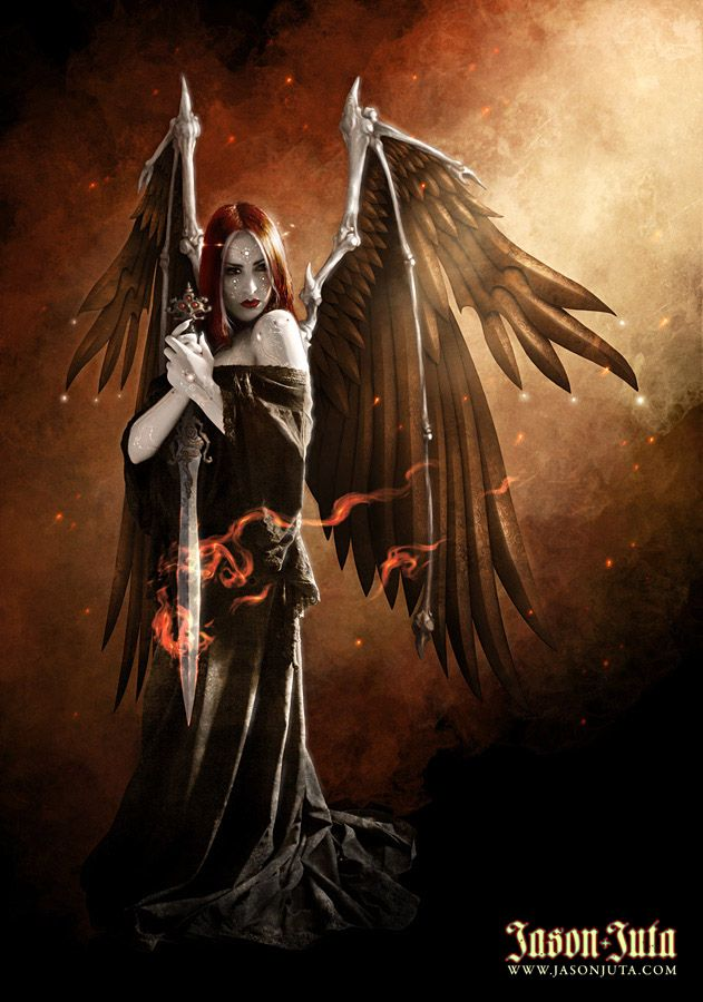 ✯ Angel of Death ..by *Jason Juta*✯