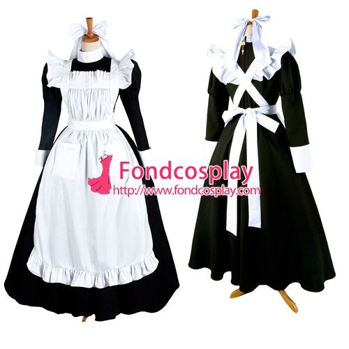 Free Shipping Sissy Maid Dress Lockable Uniform Cosplay Costume Tailor-made #Sissy maids http://www.ku-ki-shop.com/shop/sissy-maids/free-shipping-sissy-maid-dress-lockable-uniform-cosplay-costume-tailor-made/