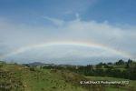 Rainbow - Kaimai Views Ohauiti 2012