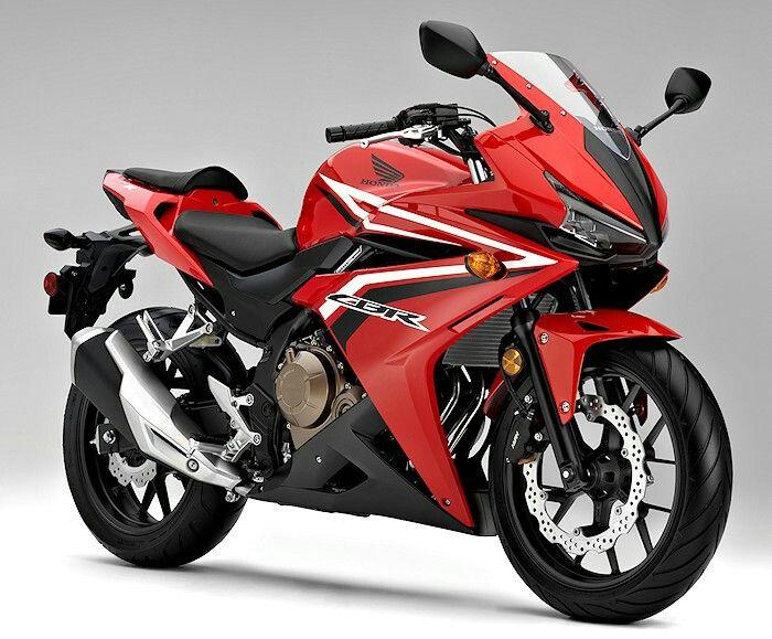 Nueva Honda Cbr500r 2016 Moto Noticias Bikes Motorcycle