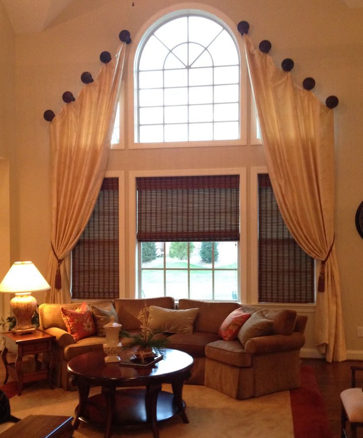 17 Best Images About Window Treatment Ideas On Pinterest Window Treatments Palladian Window