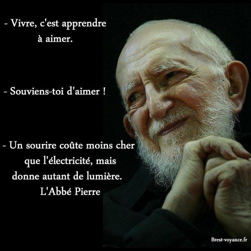 L Abbe Pierre