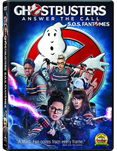 Ghostbusters: DVD