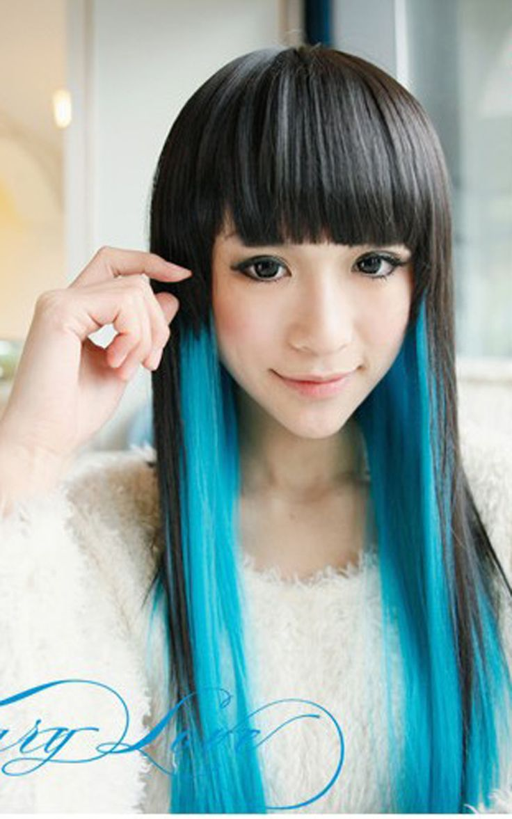 Cheap cosplay wigs with bangs, Buy Quality hair wig black directly from China cosplay wig Suppliers: