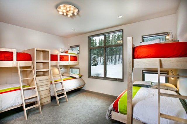 12 consigli per decorare le stanze dei bambini con originali letti a castello — idealista/news