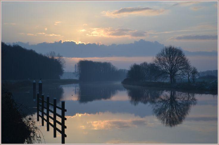 Oude IJssel bij Laag Keppel (Gld.)